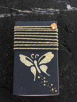 Streichholz-Schachtel gross mit Schmetterling