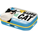 Happy CAT MINT BOX  4x6x1,6cm