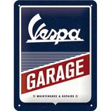Vespa Garage  15x20cm  /  26242