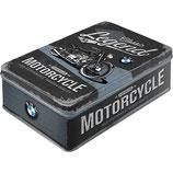 BMW Classic Legend, Motorcycle  Vorratsdose Flach  / 30747