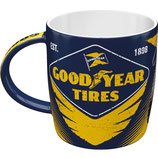 GOOD YEAR Tasse  8,5x9cm, 340ml