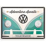 VW Adventure Awaits  15x20  / 26222