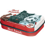 Best Friends  MINT BOX   4x6x1,6cm