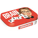 Brain Pills - Say it 50`S  Mint Box  4x6x1,6cm