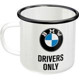 BMW  DRIVERS ONLY  8x8cm, 360ml
