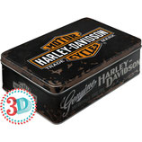 Harley-Davidson Genuine  Vorratsdose Flach L / 2,5L  /  30703