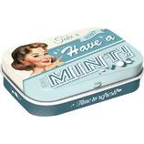 Have a Mint  MINT BOX    4x6x1,6cm  /  81350