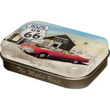 Route 66 Mother Road, US Highways  MINT BOX    4x6x1,6cm