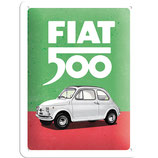 Fiat500  15x20cm  /  26254