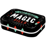 Magic Pills  Mint Box  4x6x1,6cm  /  81331