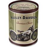 HARLEY DAVIDSON  Spardose 10x13cm / 1L / 31002