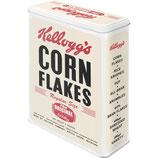 Kellogg`s Corn Flakes  Vorratsdose XL / 4L  / 30303