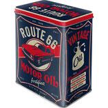 Route 66 Motor Oil  Vorratsdose L / 3L / 30150