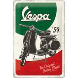 Vespa `59  20x30cm  /  22283