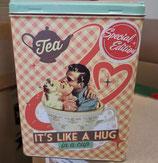 Tea It`s Like A Hug In A Cup  Vorratsdose L / 3L / 81884