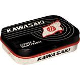 Kawasaki - Tank Logo Mint Box 4x6x1,6cm  /  81401