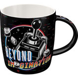 Gaming Beyond Imagination  Tasse 8,5x9cm, 330ml  /  43064