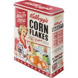 Kellogg`s - Corn Flakes Quality Cereal  Vorratsdose XL / 4L / 30331
