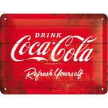 Drink Coca-Cola 20x15cm  /  26173