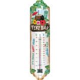 Tiki Bar  Thermometer   6,5x28cm  /  80335
