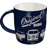 VW  The Original RIDE Tasse  8,5x9cm, 340ml