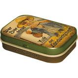 Wer Bier trinkt hilft der Landwirtschaft  MINT BOX 6x2x4cm  /  81234