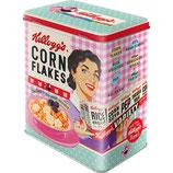 CORN FLAKES  - Happy Hostess  Vorratsdose L /  3L  /  30147