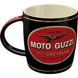 Moto Guzzi - Logo Motorcycles  Tasse  8,5x9cm, 330ml  /  43060