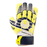 UHLSPORT SOFT SF+ JUNIOR (geel/wit/zwart)