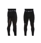 Elite 3 mm padded compressie broek, lang
