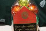 Feinschmecker-Kugeln ohne Alkohol 170g * Kern Josef