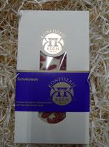 Weiße Schokolade mit Gojibeeren* Fam. Kern