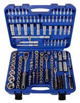 Projahn proficraft Steckschlüssel-Koffer, mit 48-Zahn, 182-tlg.