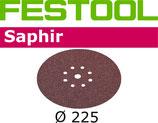 STF-Scheibe Korn024, Saphir D225