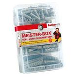 fischer Meister-Box SX-Dübel  (132-Teilig)