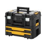 DeWalt TSTACK Box Combo (TSTAK™ II + TSTAK™ IV)