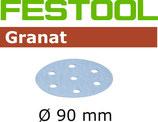 Festool STF-Scheiben Mix D90 Granat