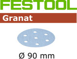 Festool STF-Scheiben K040/D90 Granat