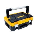 DeWalt TSTAK™ I Werkzeugbox mit Metallgriff und Schaumstoffeinlage