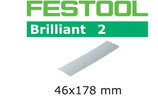 Festool Schleifblätter Brilliant/2 Korn 40- Korn 180 oder Mix