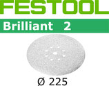 STF-Scheibe Korn100-320, Brilliant2 D225