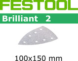 STF-Blätter Korn060, Brilliant2 Delta
