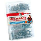 Aktion 2017 fischer Meister-Box Gipskartondübel GK + Schrauben (101-Teilig)