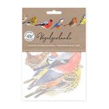 Girlande Gartenvögel