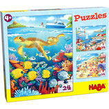 Puzzles Am Meer