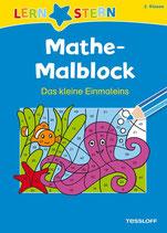 Mathe-Malblock. Das kleine Einmaleins