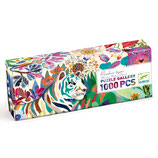 Puzzle Gallerie: Rainbow Tigers