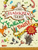 Die Schule der magischen Tiere, Endlich Pause - Das große Rätselbuch