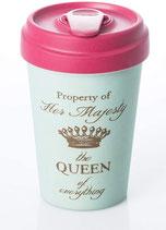Becher BambooCUP - Queen's Cup