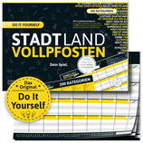 STADT LAND VOLLPFOSTEN® - DO IT YOURSELF EDITION
